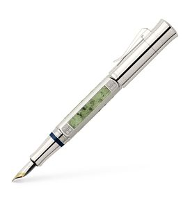 Graf-von-Faber-Castell - Penna stilografica, Pen of the year 2015 platinum-plated